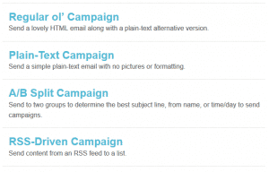 "Page ""Campaign Builder"""