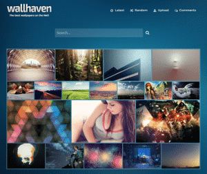 Accueil Wallhaven