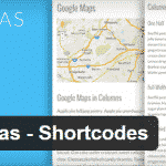 Un plugin de mise en page performant : WP Canvas – Shortcode