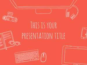 Nathaniel presentation template