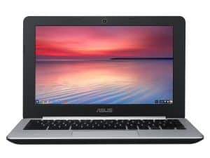 "Asus Chromebook C200MA-KX017 PC Portable 11,6"" Noir (Intel Celeron, 2 Go de RAM, SSD 16 Go, Chrome OS)"
