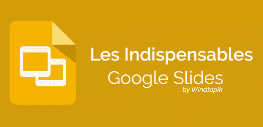 Indispensables google slides