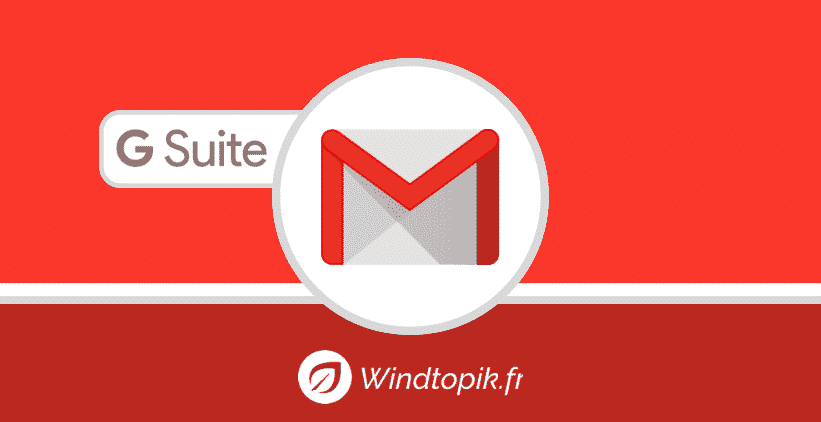 Formation «Gmail» by Windtopik