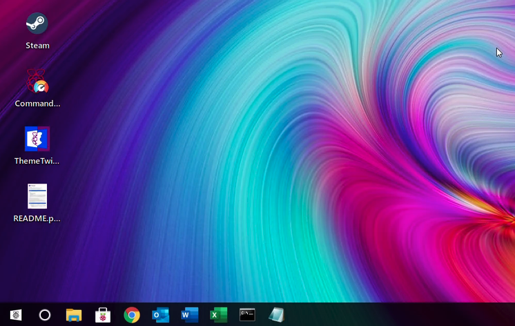 Twister OS - Thème Windows 10