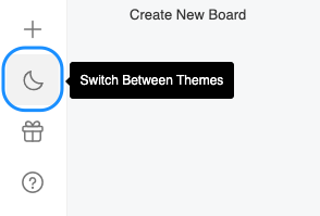 switch themes feedly